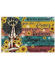 Always Remember You Are Braver 17x11 Poster front