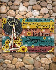 Always Remember You Are Braver 17x11 Poster poster-landscape-17x11-lifestyle-15