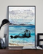 Love Mom 11x17 Poster lifestyle-poster-2