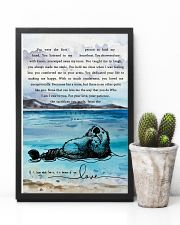 Love Mom 11x17 Poster lifestyle-poster-8