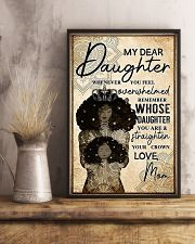 My Dear Daughter 11x17 Poster lifestyle-poster-3