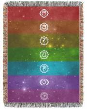 7 Chakras 60x80 - Woven Blanket tile