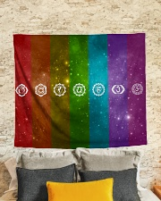 """7 Chakras Wall Tapestry - 60"""" x 51"""" aos-wall-tapestry-80x68-lifestyle-front-02"""