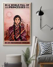 Indigenous Woman 11x17 Poster lifestyle-poster-1