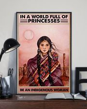 Indigenous Woman 11x17 Poster lifestyle-poster-2