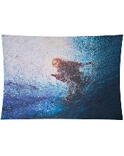 Hand of God Wall Tapestry tile