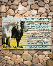 The Day I Met You 17x11 Poster poster-landscape-17x11-lifestyle-15