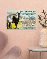 The Day I Met You 17x11 Poster poster-landscape-17x11-lifestyle-22