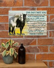 The Day I Met You 17x11 Poster poster-landscape-17x11-lifestyle-23