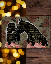 Horse Best Friend 17x11 Poster aos-poster-landscape-17x11-lifestyle-29