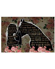 Horse Best Friend 17x11 Poster front