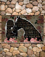 Horse Best Friend 17x11 Poster poster-landscape-17x11-lifestyle-15