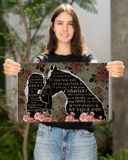 Horse Best Friend 17x11 Poster poster-landscape-17x11-lifestyle-19