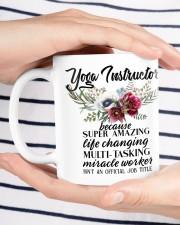 Yoga Instructor Custome Mug Mug ceramic-mug-lifestyle-37