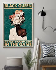Powerful Black Queen 11x17 Poster lifestyle-poster-1