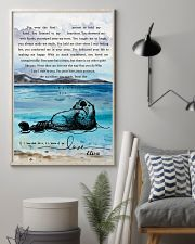 Love Mom 16x24 Poster lifestyle-poster-1