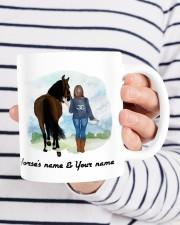 Just A Girl Who Loves Horses Mug ceramic-mug-lifestyle-36
