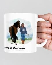 Just A Girl Who Loves Horses Mug ceramic-mug-lifestyle-39