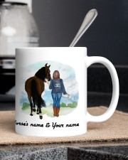 Just A Girl Who Loves Horses Mug ceramic-mug-lifestyle-55