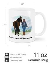 Just A Girl Who Loves Horses Mug ceramic-mug-lifestyle-62
