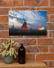 Lavvu Native 17x11 Poster poster-landscape-17x11-lifestyle-23