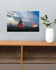 Lavvu Native 17x11 Poster poster-landscape-17x11-lifestyle-24