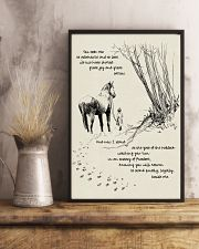 Horse Beside Me 11x17 Poster lifestyle-poster-3