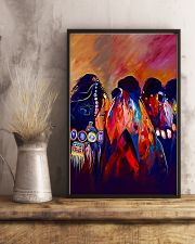Native Women 11x17 Poster lifestyle-poster-3