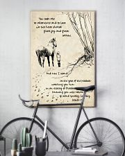 Horse Beside Me 11x17 Poster lifestyle-poster-7