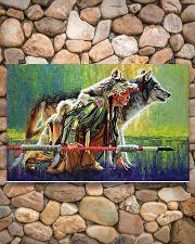 Native Woman 17x11 Poster poster-landscape-17x11-lifestyle-15
