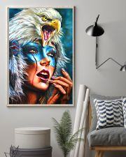 Native Woman 11x17 Poster lifestyle-poster-1