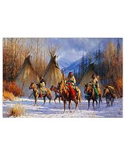 Native American People 17x11 Poster front