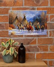Native American People 17x11 Poster poster-landscape-17x11-lifestyle-23