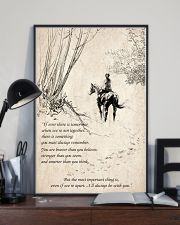 Horse to together 11x17 Poster lifestyle-poster-2