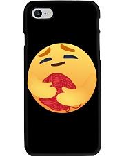 Care Emoji yarn knitting crochet Phone Case thumbnail