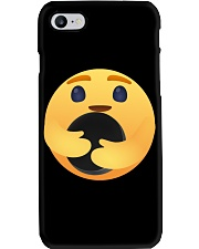 Care Emoji Hockey Phone Case thumbnail