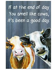Cows It's Been A Good Day 11x17 Poster front