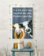 Cows It's Been A Good Day 11x17 Poster lifestyle-holiday-poster-3