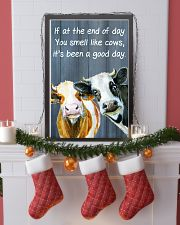 Cows It's Been A Good Day 11x17 Poster lifestyle-holiday-poster-4