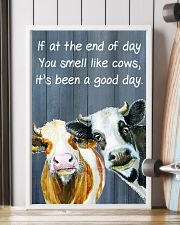 Cows It's Been A Good Day 11x17 Poster lifestyle-poster-4