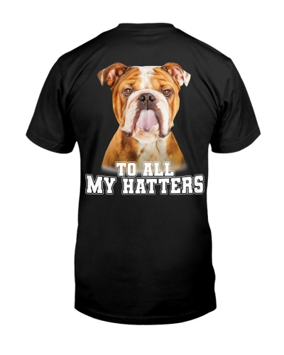 Bulldog To All My Haters