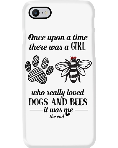 Once Upon A Time A Girl Loved Dogs And Bees