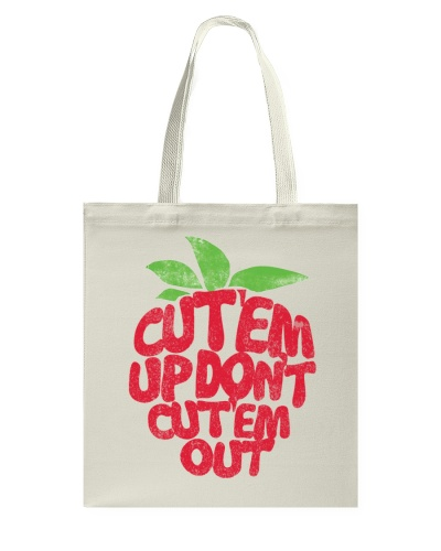 Cut 'em up Don't cut 'em Out SmashaStrawb