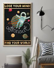 Cats Lose Your Mind Find Your World 11x17 Poster lifestyle-poster-1