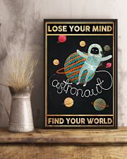Cats Lose Your Mind Find Your World 11x17 Poster lifestyle-poster-3
