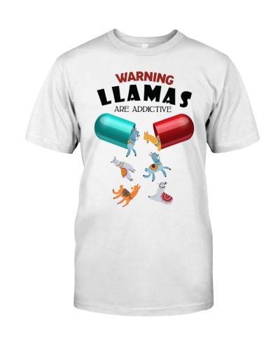 Warning Llamas Are Addictive