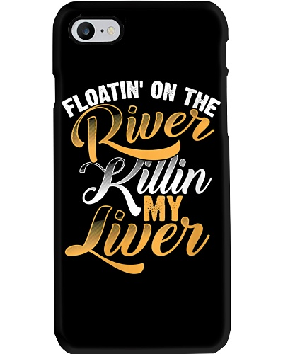 Paddle Floatin' On The River Killin My Liver