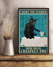 Cats Wine 11x17 Poster lifestyle-poster-3