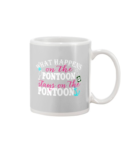 What Happens On The Pontoon Stays On The Pontoon