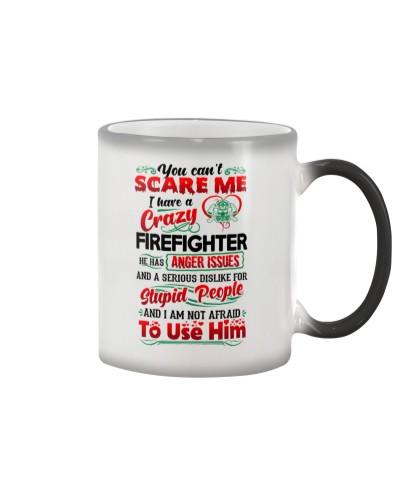 Firefighter Crazy